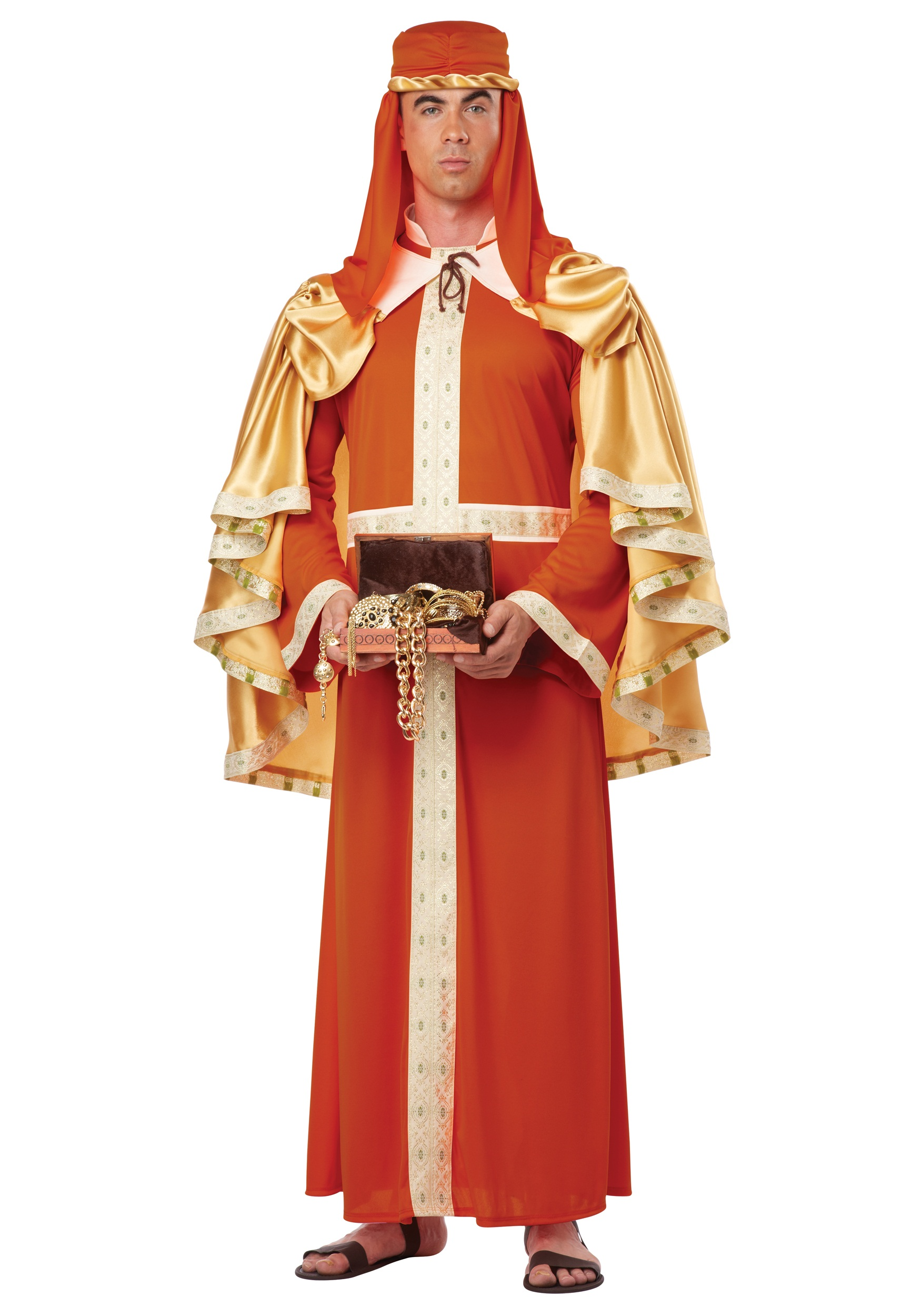 Adult Three Wise Men Gaspar of India Costume buy now