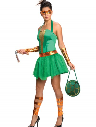 Adult TMNT Michelangelo Dress buy now