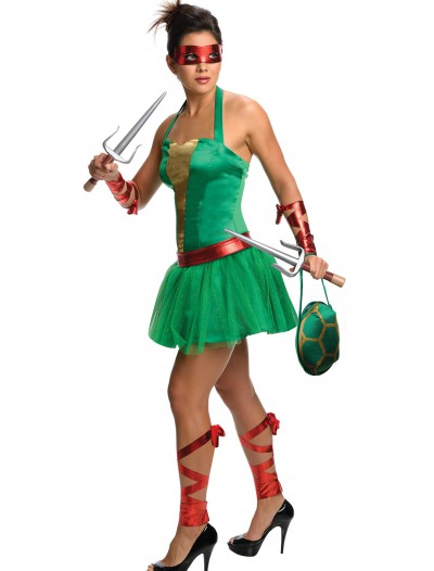 Adult TMNT Raphael Dress buy now