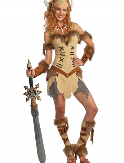 Adult Viking Princess Costume buy now