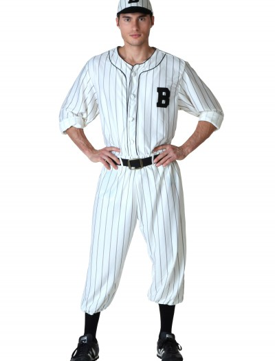 Adult Vintage Baseball Costume buy now