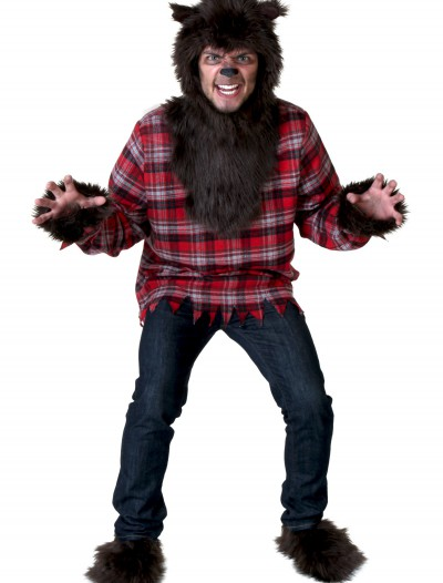 Adult Werewolf Costume buy now