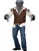 Adult Wolf Man Costume buy now