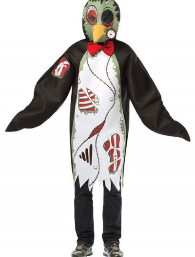 Adult Zombie Penguin Costume buy now