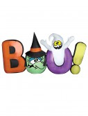 Airblown Boo Sign w/ Witch and Ghost buy now
