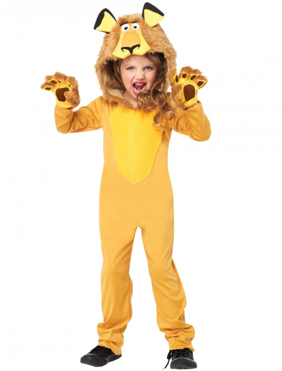 Alex the Lion Child Costume buy now