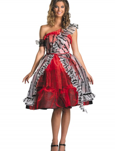 Alice Red Court Dress buy now
