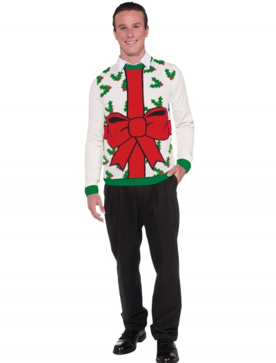 All Wrapped Up Christmas Sweater buy now