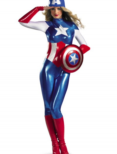 American Dream Bodysuit Adult Costume buy now