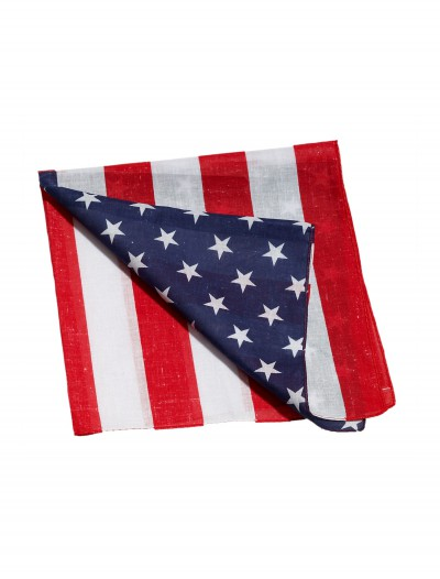 American Flag Bandana buy now