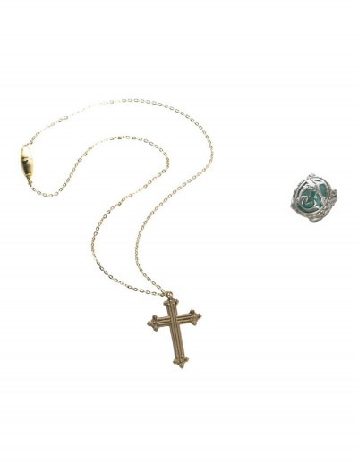 Angelica Cross Necklace and Ring buy now