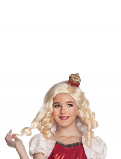 Apple White Wig w/ Headpiece buy now