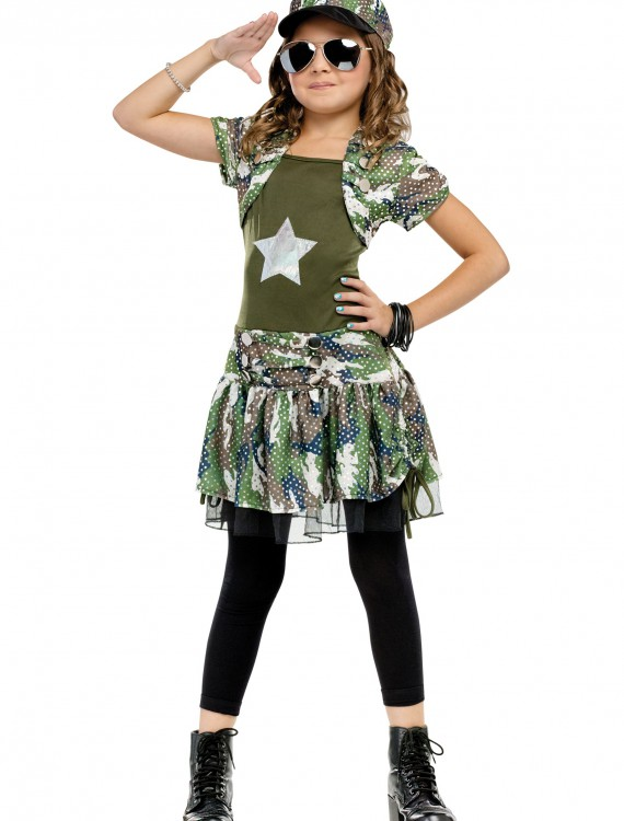 Army Brat Costume buy now