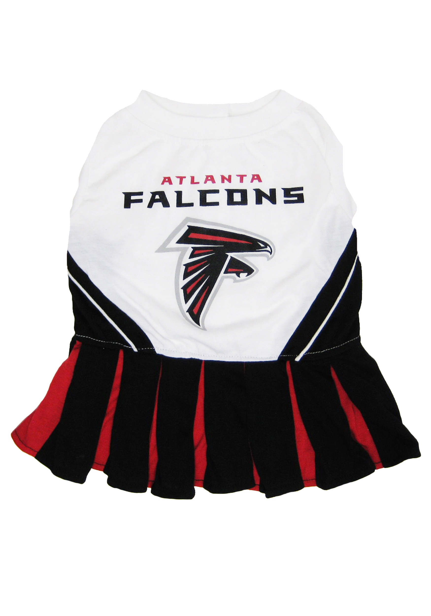Atlanta Falcons Dog Cheerleader Outfit Halloween Costumes