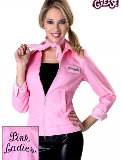 Authentic Grease Pink Ladies Jacket buy now