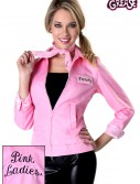 Authentic Grease Plus Size Pink Ladies Jacket buy now