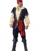 Authentic Plus Size Pirate Costume buy now