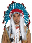 Authentic Western Indian Headdress buy now
