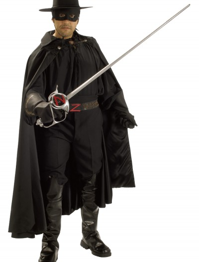 Authentic Zorro Costume buy now