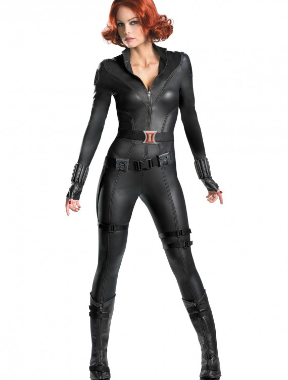 Avengers Replica Black Widow Costume buy now