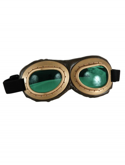 Gold Aviator Goggles buy now