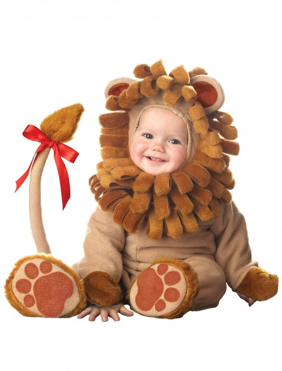 Baby Lion Cub Costume buy now