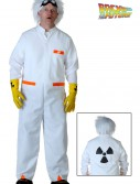 Back to the Future Doc Brown Costume buy now