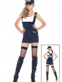 Bad Cop Police Girl Costume buy now