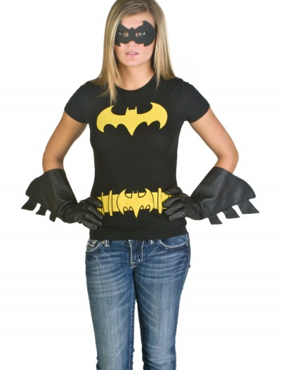 Batgirl Costume T-Shirt buy now