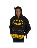 Batman Hooded Sweatshirt w/ Cape buy now