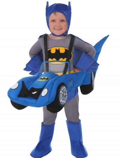 Child Ride In Batmobile Costume buy now