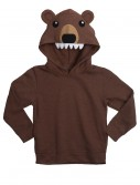 Bear Face Animal Hoodie buy now