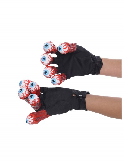 Beetlejuice Gloves with Eyeballs buy now