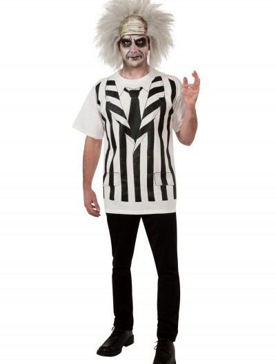 Beetlejuice Shirt/Wig buy now