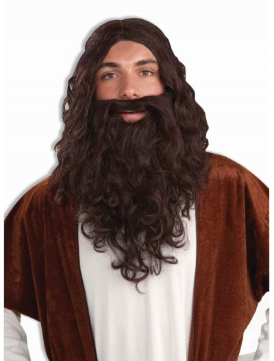 Biblical Wig and Beard Set buy now