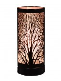 Black 8'' Birch Table Lamp buy now