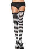 Black and White Nylon Stockings buy now
