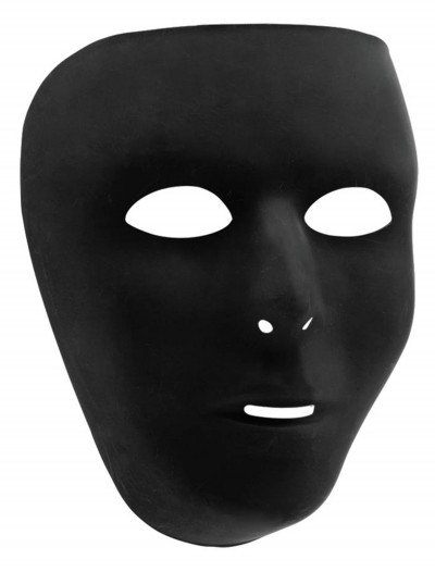 Black Full Face Mask buy now