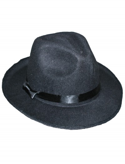Black Gangster Hat buy now