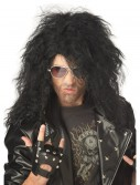Black Heavy Metal Wig buy now