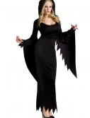 Black Hooded Gown buy now