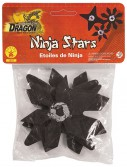 Black Ninja Stars buy now