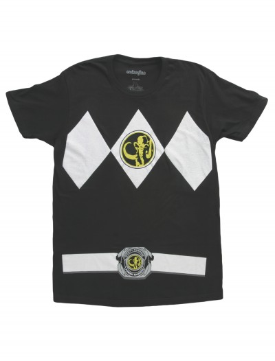 Black Power Ranger T-Shirt buy now