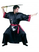 Black Samurai Adult Costume buy now