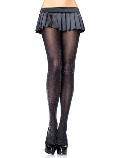 Black / Silver Sparkle Tights buy now