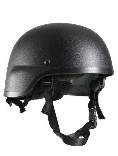 Black Tactical Helmet buy now