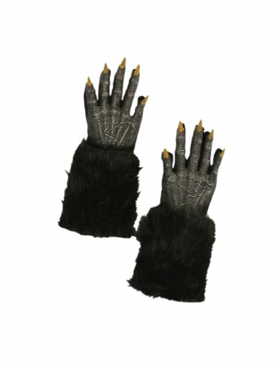 Black Werewolf Gloves buy now