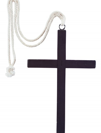 Black Wood Monk Cross buy now