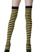 Black / Yellow Striped Stockings buy now