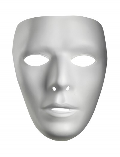 Blank Male Mask buy now